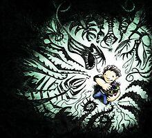 Horton's Horticultural Emporium Cover by shiro