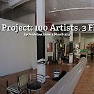 The Paterson Project: 100 Artists. 3 Floors. 1 Night. by Redbubble Community  Team