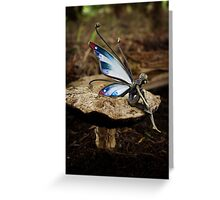 Fairy Dreaming Greeting Card