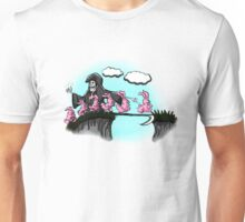 Don't Fear The Reaper!!!(he's quite nice) Unisex T-Shirt