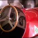 "Dreams of Alfa-Romeo - ""Alfetta"" 159 by Eric Demolli"