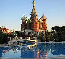 Kremlin in Turkye by Janone