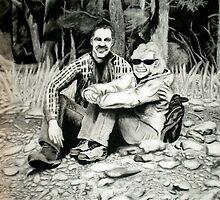 Mom & Dad by JamieLA
