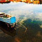 Boat by Silvia Ganora