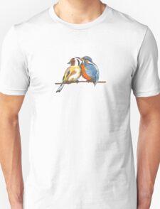 2 birds T-Shirt