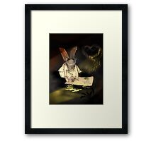 """""""Faerie Playtime"""" Framed Print"""