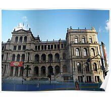 Historic Building -Brisbane #4 Poster