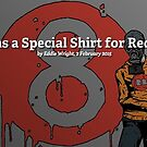 Matthew Dunn Designs a Special Shirt for Redbubble's 8th Birthday by Redbubble Community  Team