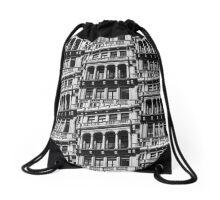 Regent Street Drawstring Bag
