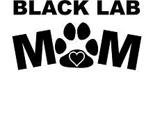 Black Lab Mom by GiftIdea