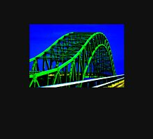 Bridge in Green Unisex T-Shirt