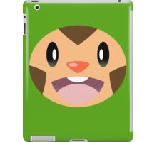 Pokemon - Chespin / Harimaron iPad Case/Skin