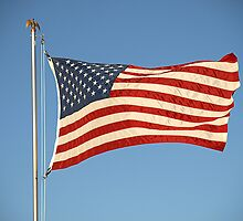 United States Flag by AngiesImages