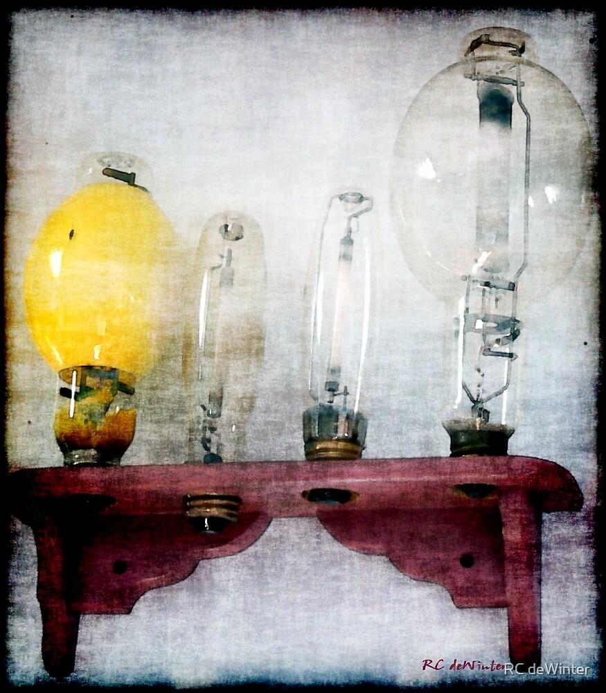 Filamentary, My Dear Watson by RC deWinter
