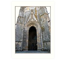 """ The Highest Church Door"" Art Print"