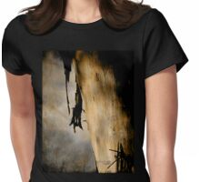Old growth Womens Fitted T-Shirt