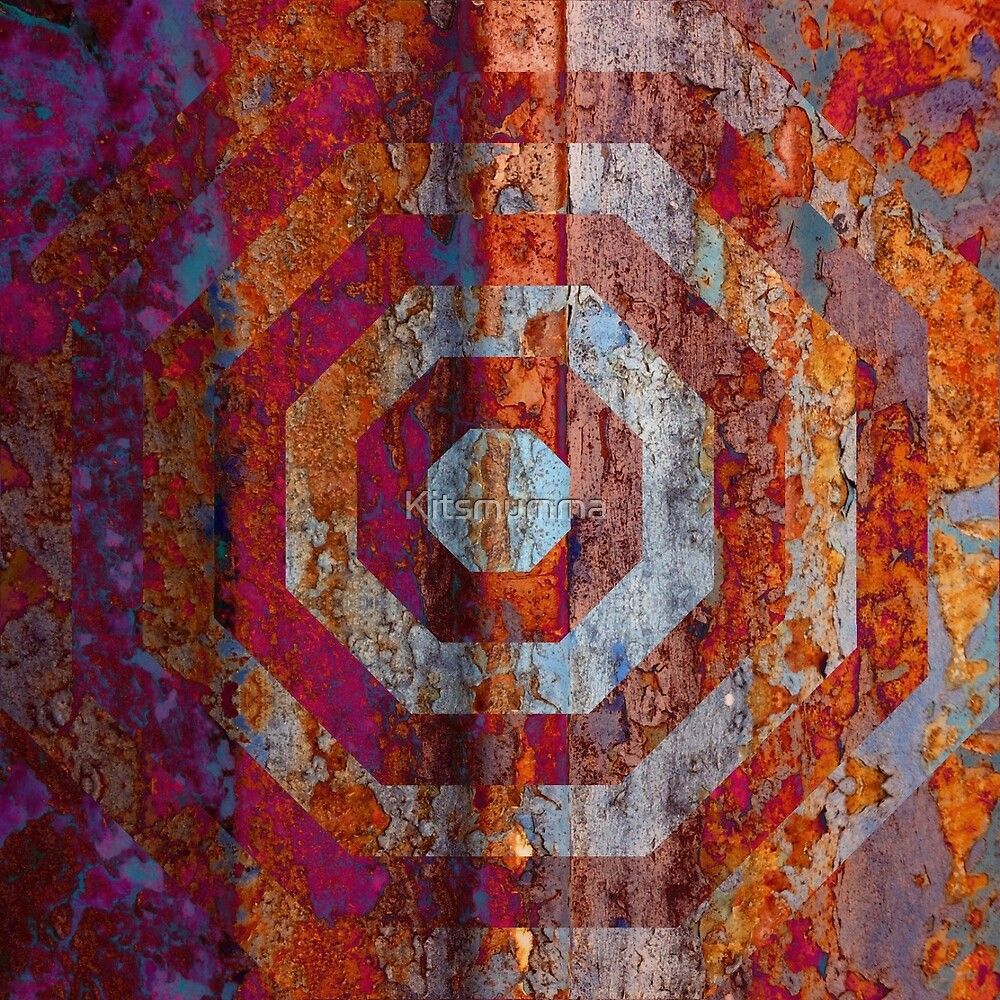 Metal Mania No.14 by Kitsmumma