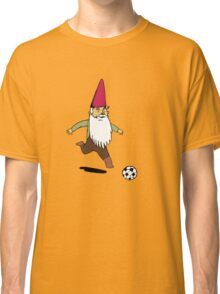 Soccer Gnome Classic T-Shirt