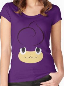 Pokemon - Pansear / Baoppu Women's Fitted Scoop T-Shirt