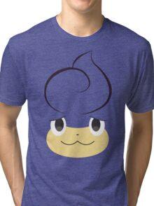 Pokemon - Pansear / Baoppu Tri-blend T-Shirt