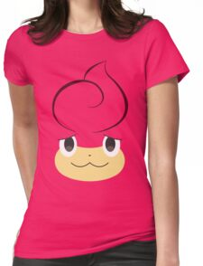 Pokemon - Pansear / Baoppu Womens Fitted T-Shirt