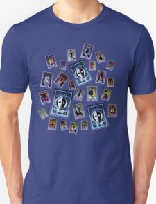 Persona Cards Scatter! T-Shirt