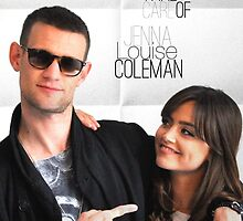 Matt and Jenna by Midgardian Fangirl