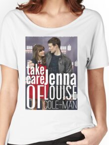 Take Care Of Jenna Women's Relaxed Fit T-Shirt