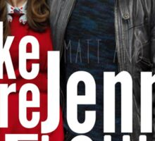 Take Care Of Jenna Sticker