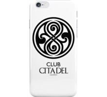 Club Citadel iPhone Case/Skin