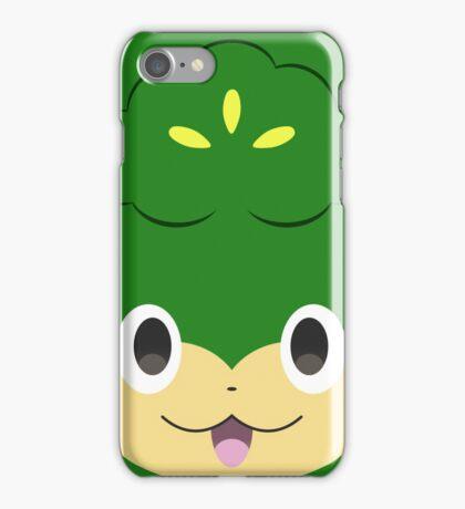 Pokemon - Pansage / Yanappu iPhone Case/Skin