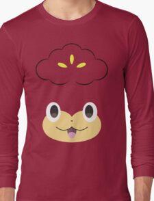 Pokemon - Pansage / Yanappu Long Sleeve T-Shirt