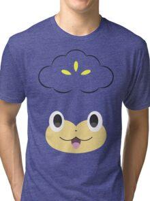 Pokemon - Pansage / Yanappu Tri-blend T-Shirt