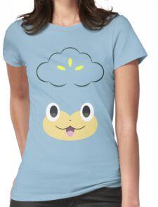 Pokemon - Pansage / Yanappu Womens Fitted T-Shirt