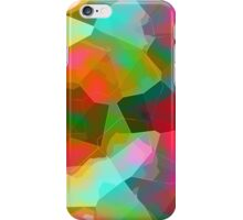 Abstract Geometric iPhone Case/Skin