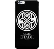 Club Citadel iPhone Case/Skin