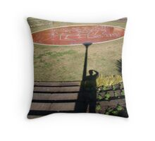 Sightseeing Throw Pillow