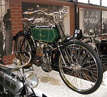 The Advance Motorcycle, Birmingham by artwhiz47