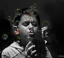 THE BUBBLER by RakeshSyal