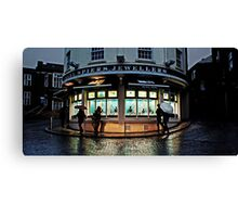 Exeter @ Night Canvas Print