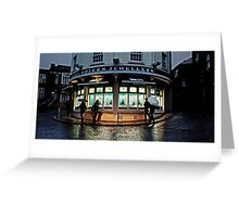Exeter @ Night Greeting Card