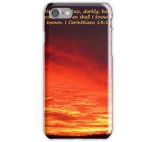 First the Dark Night iPhone Case/Skin