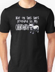 Chihuahua Hair T-Shirt T-Shirt