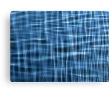 Water Pattern #1 Canvas Print