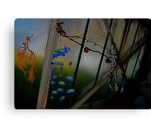 Abstract, Norfolk Canvas Print