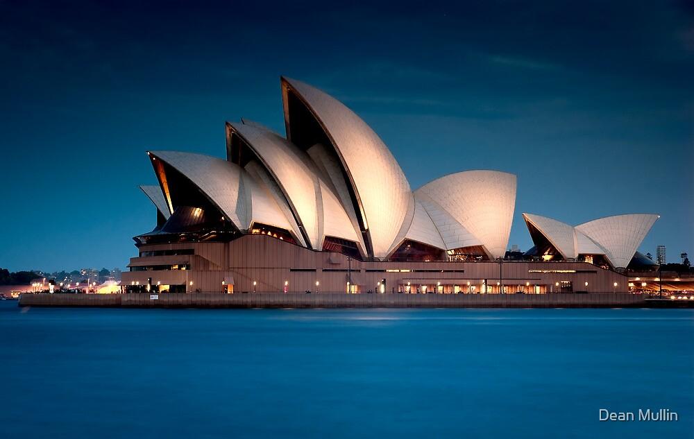 Sydney Opera House by Dean Mullin
