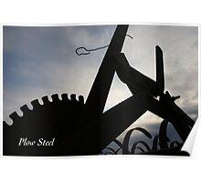 Plow Steel Poster