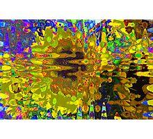 Sunflower Pulse Photographic Print