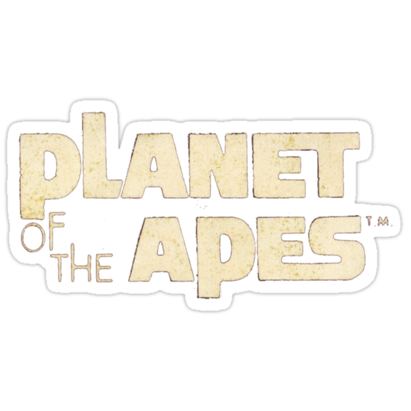 Planet of the Apes Vintage by Tasty Brand