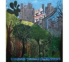 Roots of the city Photographic Print